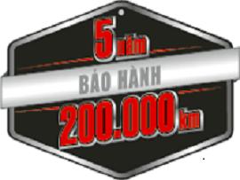 BAO HANH ISUZU MUX